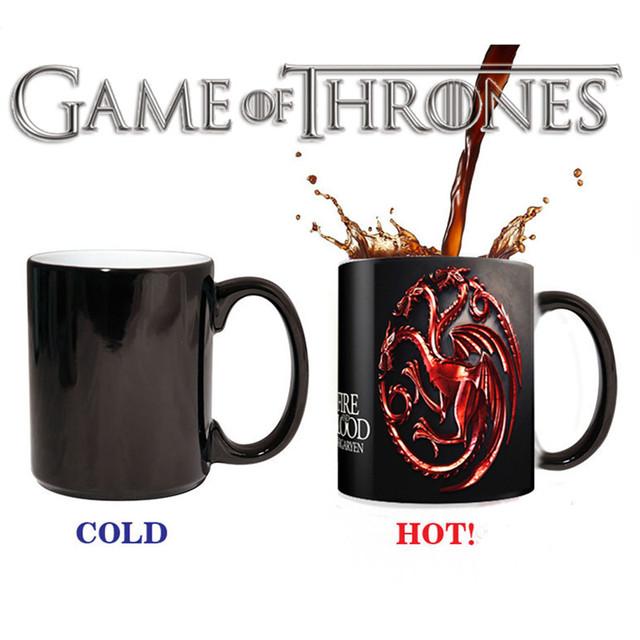 Game of Thrones Magic Ceramic Coffee Mug