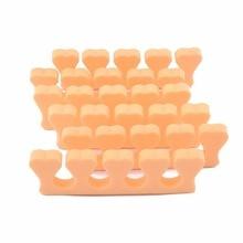 ROSALIND Nail Art Tool Soft Toe Separator Shoe Finger Foot Sponge Gel UV Nail Art Manicure Pedicure Tools Seperating Gel