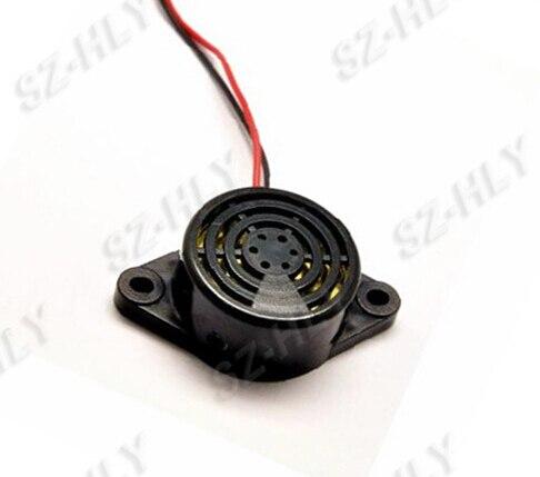 free shipping ! SFM-27 DC6-24V electronic buzzer alarm piezo buzzer continuous voice buzzer