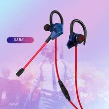 Модный hi fi линейный контроль с ушным крючком и микрофоном