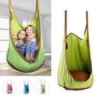 Colorful Children Hammock Garden Furniture Swing Chair Indoor Outdoor Hanging Seat Child Swing Seat Patio Portable In Stock