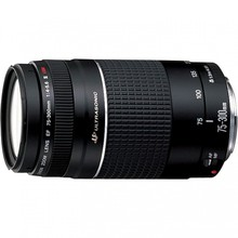 Canon EF 75-300mm f/4-5.6 III USM Telephoto Zoom Lens  For 80D 800D 700D 70D 1300D 200D