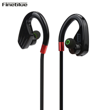 Fineblue M1 Bluetooth Headset V4.1 Wireless Sports Running Stereo Earphone Headsfree Headphones for iphone 8 Samsung galaxy s7 U