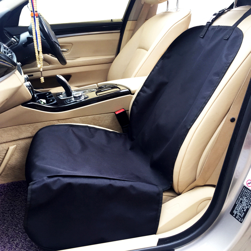 Automobile Pet Front Seat Cover Seat Protection Cover For Car Front Passenger Seat Mat Universal Oxford Waterproof