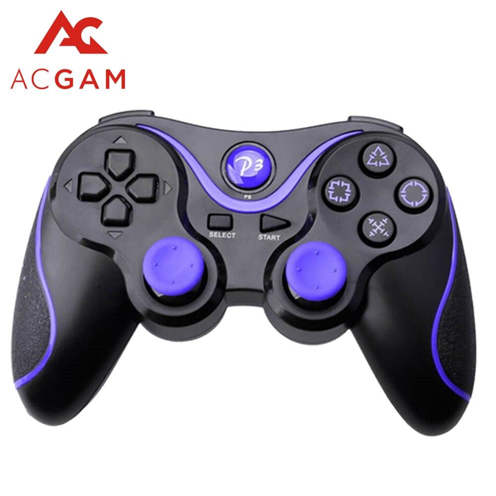 ACGAM Gamepad for Sony Playstation 3 Bluetooth 3.0 ...