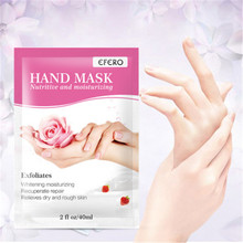 2pcs/Pair Moisturizing Hand Mask Whitening Soft Exfoliating Anti Wrinkle Remove Hard Dead Skin Nourish Skin Care Hand Spa Gloves