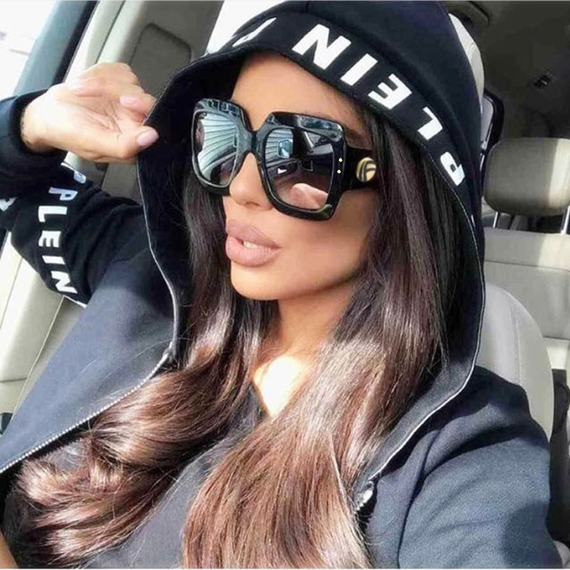 2018 News Square Sunglasses  (10)