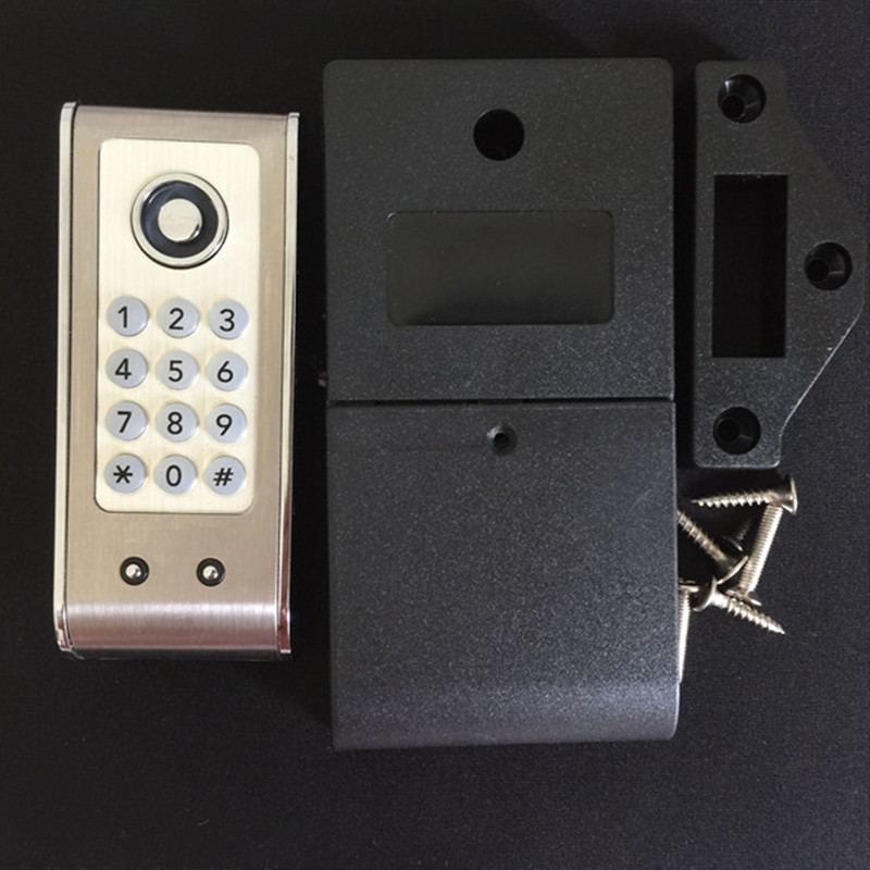 stainless steel password lock 2
