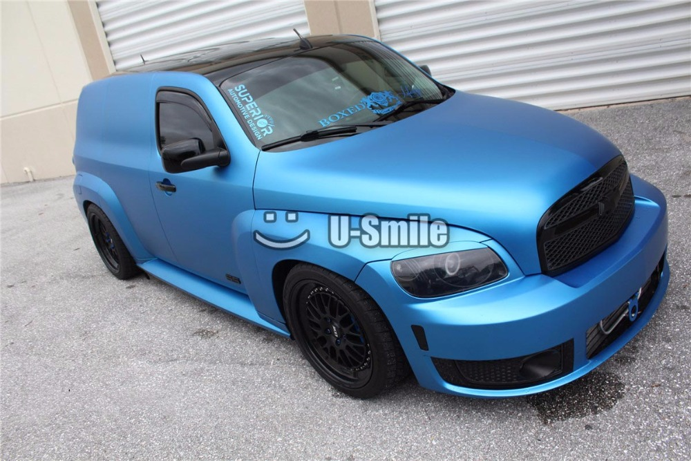 Matt-Satin-Chrome-Alumium-Blue-Vinyl-Wrap-(28)