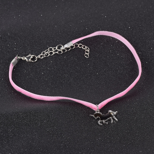 Unicorn Feeling Emotional Choker
