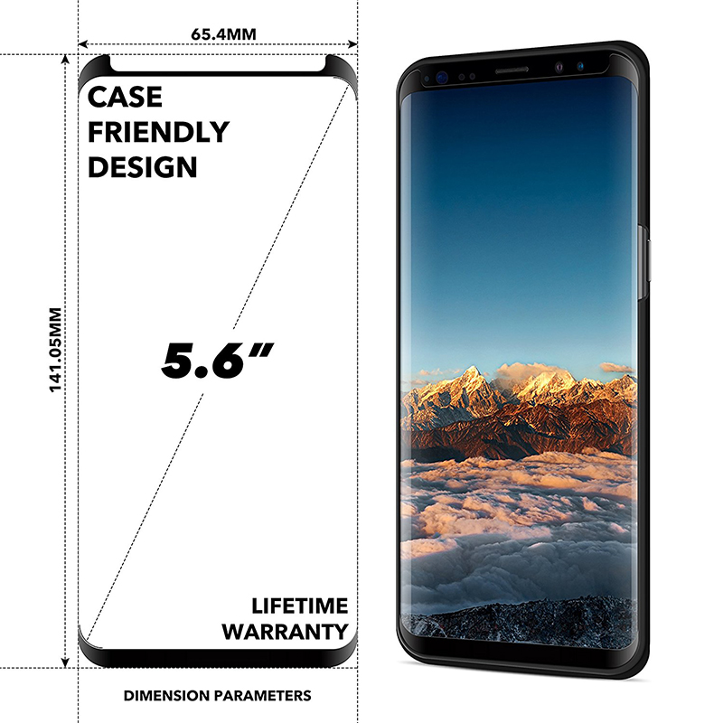 Image 3 - Suntaiho For Samsung S9 Screen Protector S10 A50 A30 Glass For Samsung Galaxy S8 S9 Plus Note9 S7 edge note 8 9H Protective Film-in Phone Screen Protectors from Cellphones & Telecommunications