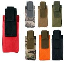 CQC Molle тактическая сумка-жгут медицинская подставка для ножниц на открытом воздухе Охотничьи аксессуары нож фонарь светильник кобура Сумка