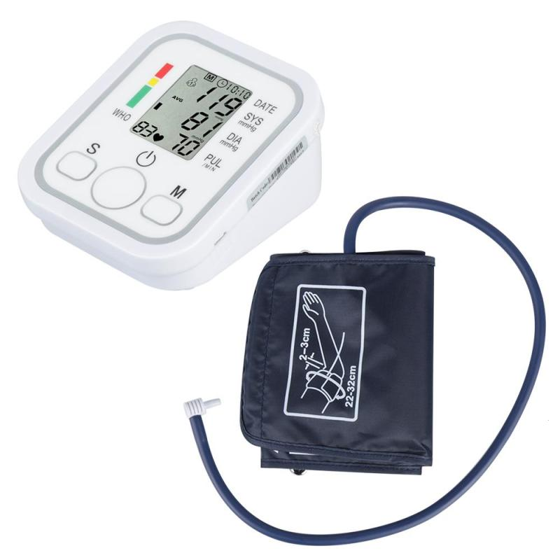 Household Digital Arm Blood Pressure Monitor Wrist Tonometer Automatic Blood Pressure Meters Portable Health Care Tool L3 цена и фото
