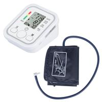 Household Digital Arm Blood Pressure Monitor Wrist Tonometer Automatic Blood Pressure Meters Portable Health Care Tool