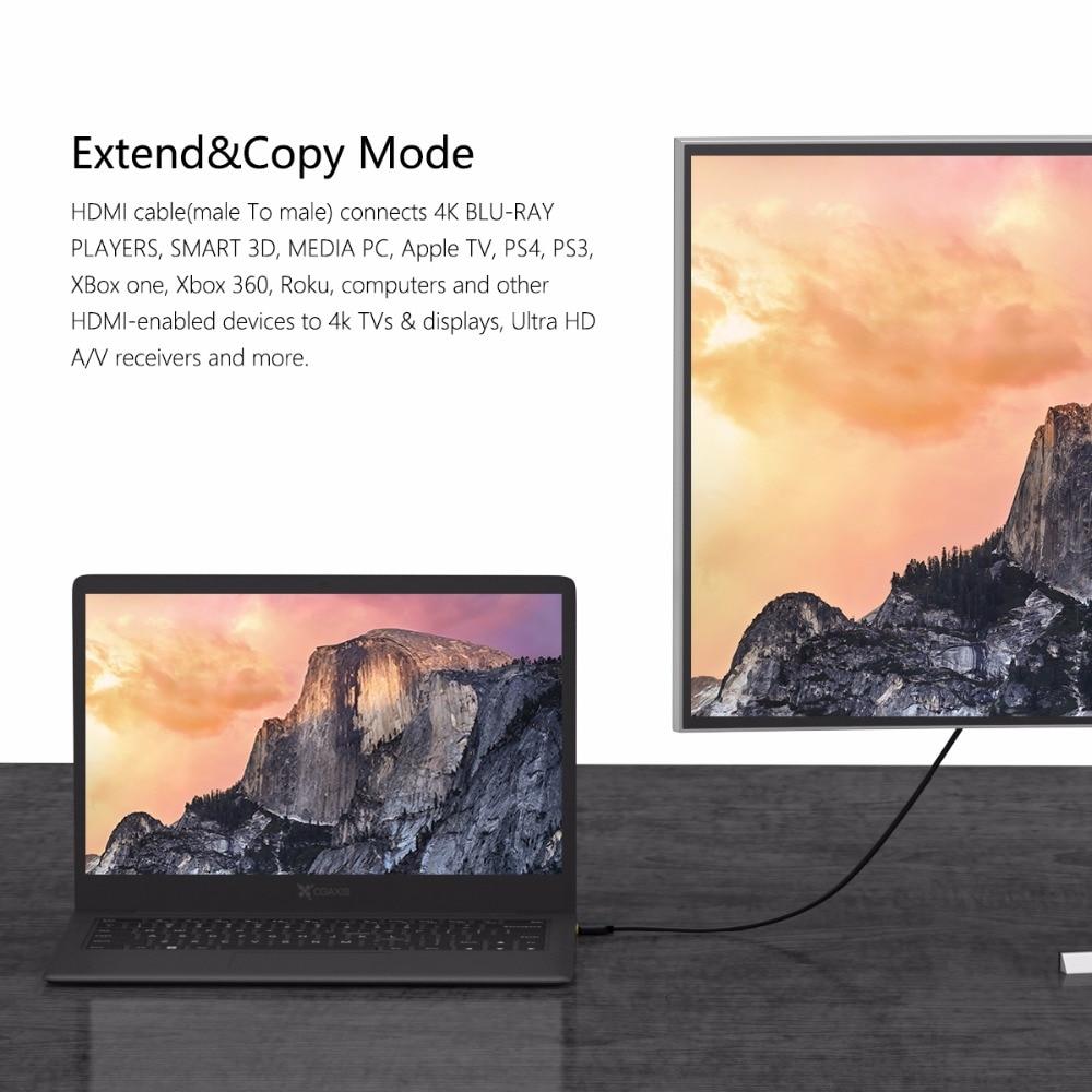 SAMZHE 4 Karat HDMI 50/60Hz HDMI 2,0 Kabel zu Schlanke HDMI kabel ...
