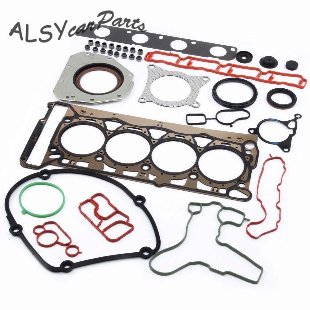 YMM EA888 подшипник поршня цилиндра двигателя прокладка Ремонтный комплект для VW Golf Passat Audi A3 A4 Quattro TT 1,8 T 06J103383D
