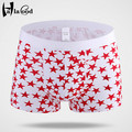 Hot Sell Wholesale Quality High Quality New Mr Brands Men's Boxer Shorts Trunk Fashion Sexy Comfortable Pouch U Convex Underwear