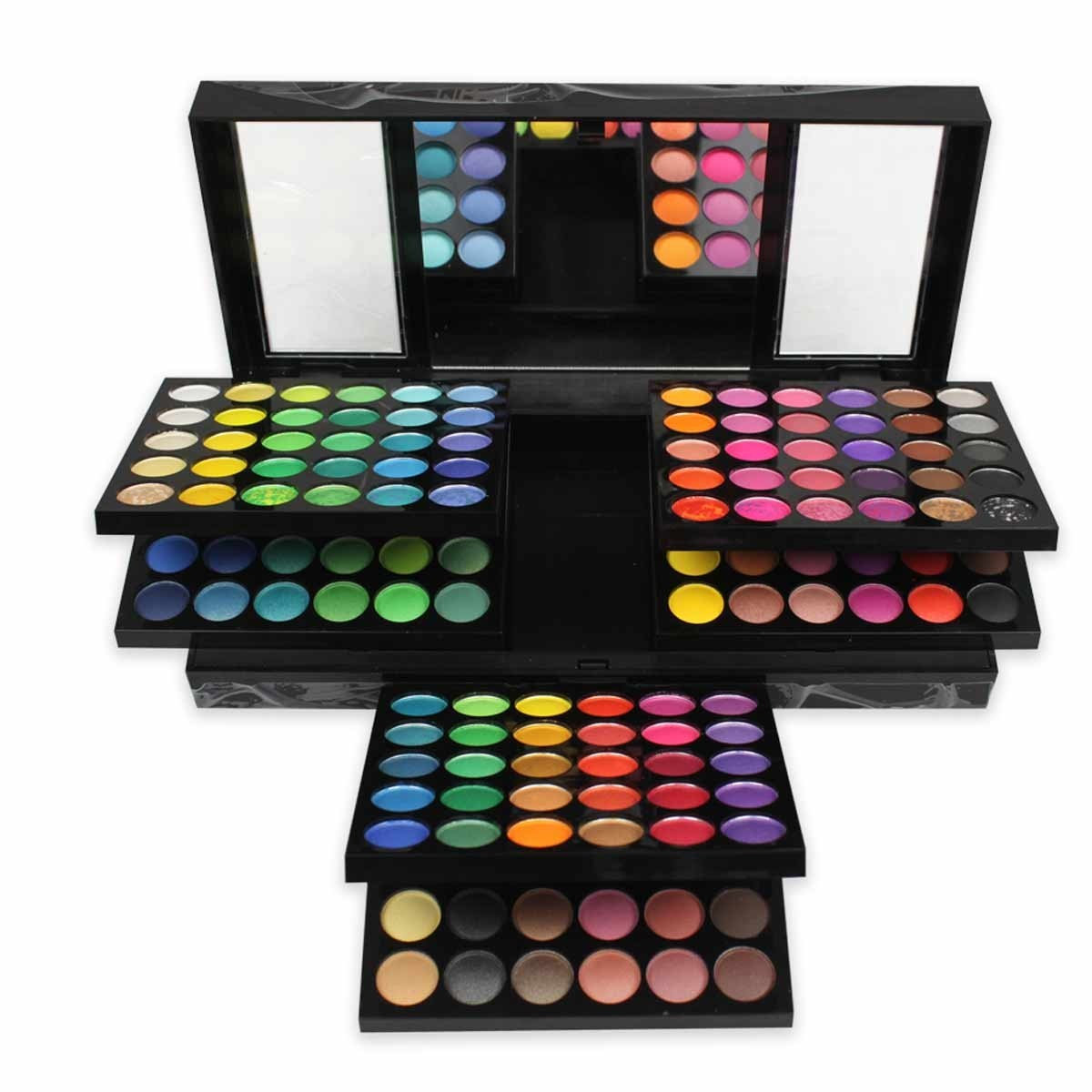 New Fashion 180 Color Eye Shadow Palette 180 Color Eyeshadow Neutral Palette Makeup Multi