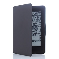 Retro Vintage Map Design Kindle Paperwhite Ebook Case PU Leather Hard Shell Flip Cover For Amazon