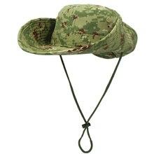 Bonnie Hat Bucket-Hat Shield Fisherman's Camouflage Summer Men for Jungle-Activities