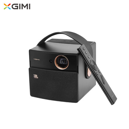 XGIMI CC Aurora Mini DLP Projector Home Theater Android Wifi Shutter 3D Support 4K HD Video With Battery Videoprojecteur Beamer original xgimi z4 aurora 4k projector led 3d full hd projetor mini projector portable dlp projector home theater cinema beamer