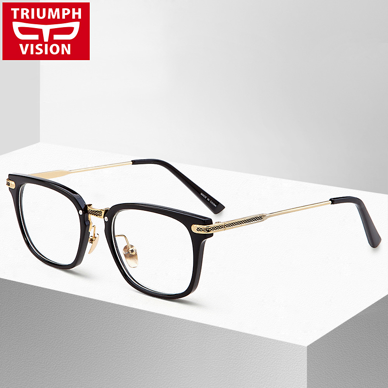 aliexpress buy triumph vision black spectacle frame