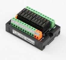 10 позиционный открытый контактный релейный диск для усиления