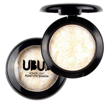 Fashion Single Baked Eye Shadow Powder Palette Shimmer Make up Metallic Eyeshadow