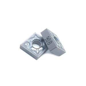 Image 2 - 20PCS  CNMG120404 TF IC908  External Turning Tools CNMG 120404 431 Carbide insert Lathe cutter Tool Tokarnyy turning insert