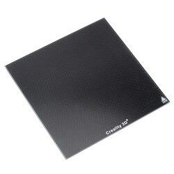 235*235MM Ender 3 ultrabase Tempered Black Carbon Silicon Crystal Glass Platform Build for Creality 3D Ender-3 3d printer parts