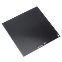 235*235mm Ender 3 ultrabase Gehärtetem Schwarz Carbon Silicon Kristall Glas Plattform Bauen für Creality 3D Ender 3 3d drucker teile|3D Druckerteile & Zubehör|   -