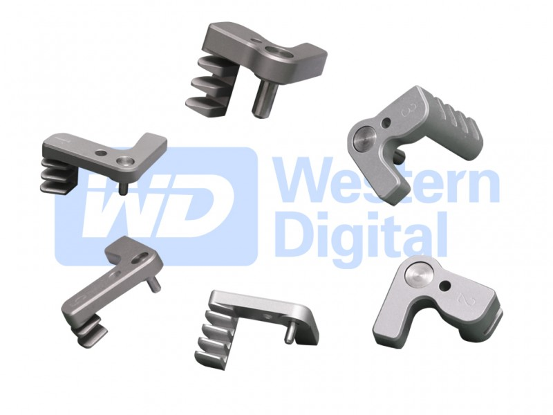 HDDOR WD 2.5-3.5 Ramp Set-Western Digital Head Replacement Tool-head swap tool-head combs-data recovery tool-Ramp Set