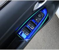 Keao For Rio 4 X Line Window Switch Cover Car Door Armrest Decoration Control Panel Interior