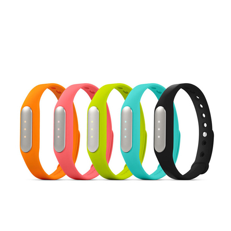 New Original Mi Band 1 2 Heart Rate Monitor Smart Wristband for Xiaomi Miband Bracelet 1