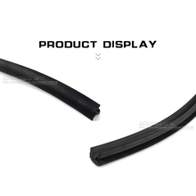 Car Sound Insulation Windshield Dust proof Anti- Noise Sealing Strips Trim For Car Dashboard Windshield Edges