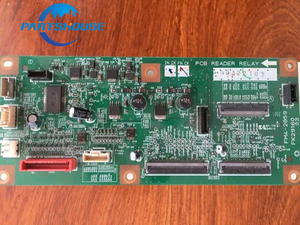 Original utilisé Lecteur Connexion PCB L'assemblée FM4-2859-000 FK2-9160 pour Canon iR2530 2525 2520 2535 2545 3225 3245 5030 5051 5255