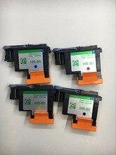 1 unid remanufacturados para hp80 c4820a c4821a c4822a c4823a cabezal de impresión para hp designjet 1000 1000 plus 1050 1055 1050c