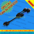 GPG 3 in 1 Cable for SAM E210  Flash &unlock &repair