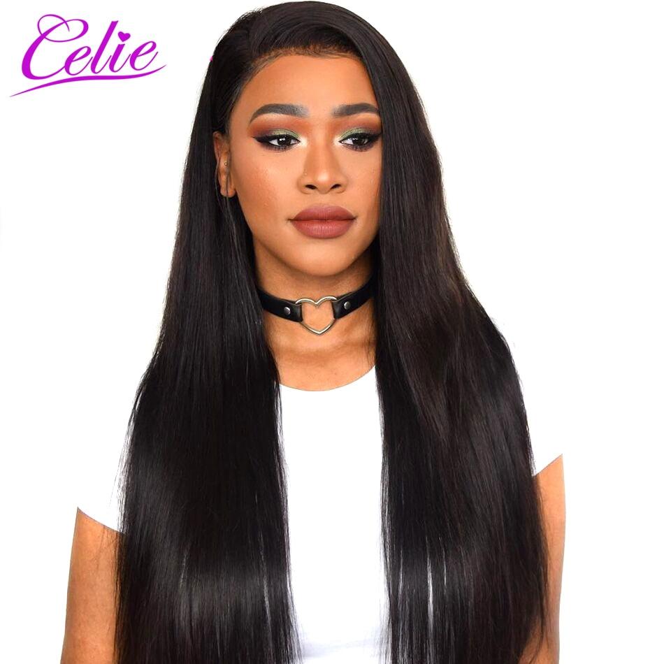 Straight perm bleached hair - Celie Hair Peruvian Virgin Hair Straight 100 Unprocessed Human Hair Weave Bundles Natural Black Color