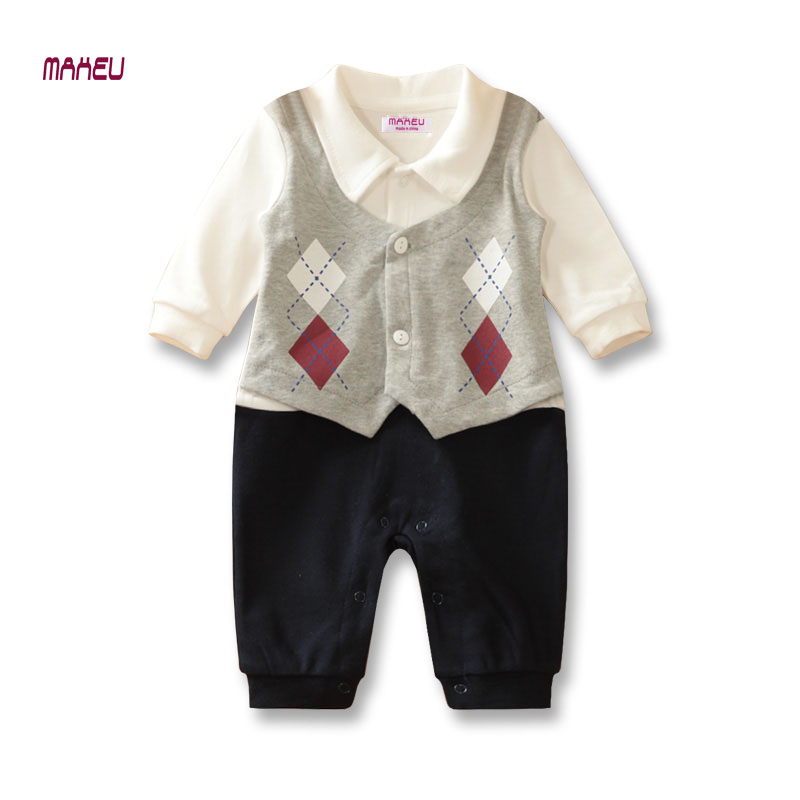 2017 Fashion Spring Autumn Baby Boys Girls Cotton Romper Newbron Baby Jumpsuit without Cap Multi Animal styles infant kids cloth мухортов д my everyday english учебное пособие по английскому языку повседневного общения