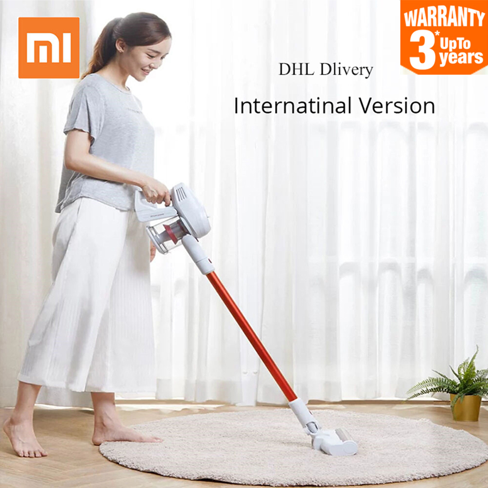 Free Duty Xiaomi Vacuum Cleaner JIMMY JV51 Handheld Wireless Strong Suction Vacuum Cleaner10000rpm Low Noise
