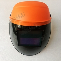 Capacete de soldagem Escurecimento Automático Máscara De Solda Tig Mig Arc Cap Energia Solar