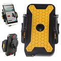 Zdatt 2016 Motorcycle Phone GPS Support Mount  Motor Bike Handlebar Antiskid Holder for Iphone Series Bicycle Suporte Celular
