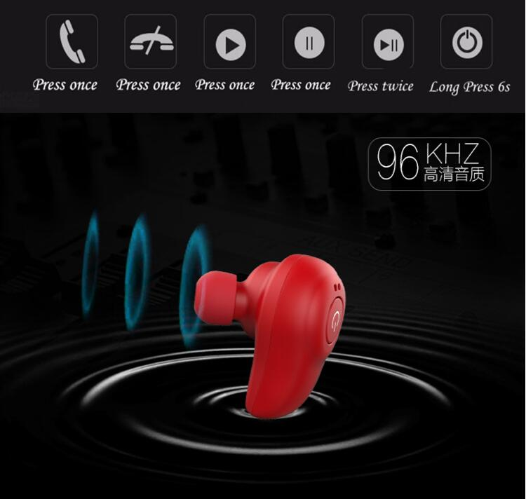 Original TWS i7 Bluetooth Earphones Wireless Earpieces Bluetooth Stereo Earbuds with Charging Socket for all phone