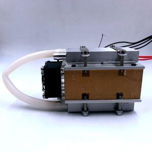 Image 4 - SXDOOL refrigerador semiconductor TEC Peltier, pequeño, bricolaje, refrigeración por agua, movimiento de aire acondicionado para refrigeración y ventilador