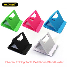 купить Mobile Phone Holder For Xiaomi Phone Holder For iphone Universal Cell Desktop Stand For Phone Tablet Stand Mobile Support Table дешево