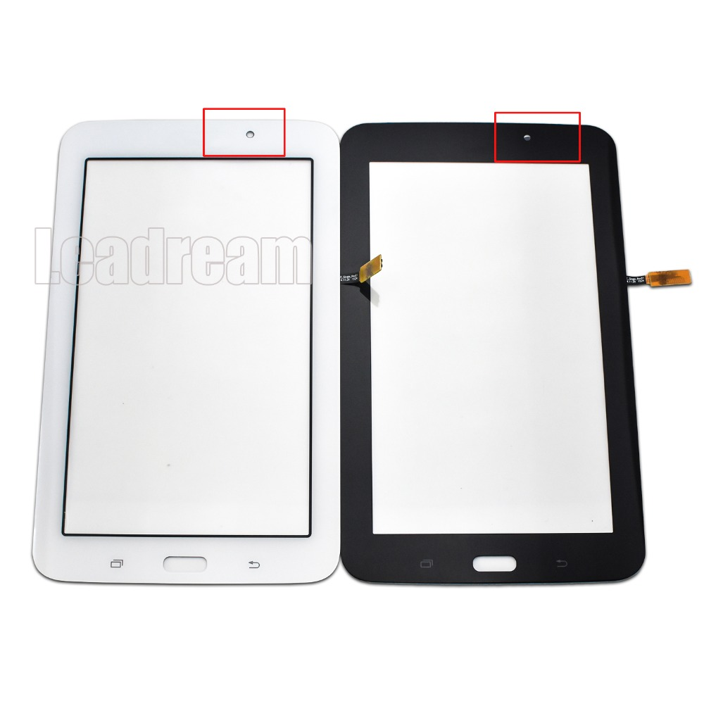 20pcs lot DHL Touch Screen Digitizer For Samsung Galaxy Tab 3 Lite 7 0 T113 Glass