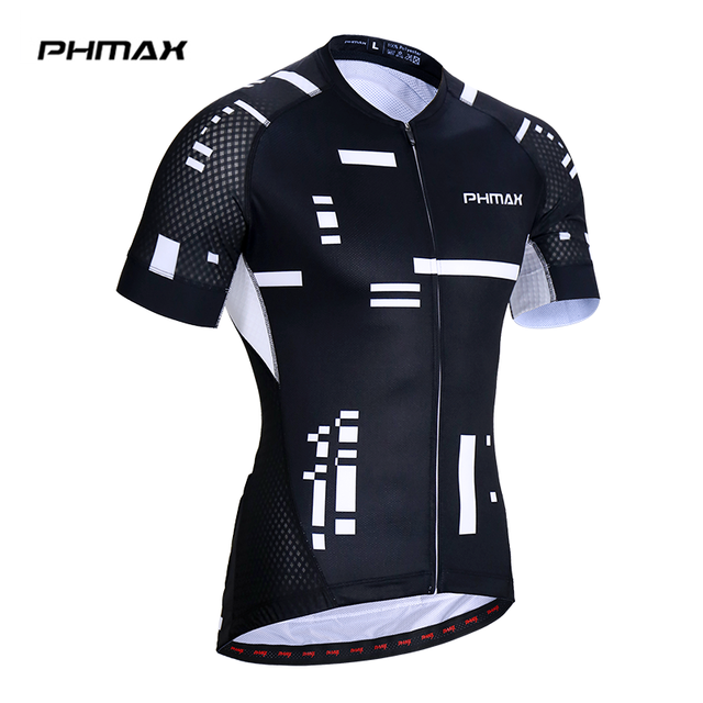 b5bdfe9ee PHMAX 100% Polyester Breathable Cycling Jersey Bicycle Clothing Maillot Ropa  Ciclismo Mountain Bike Clothes Cycling Clothing