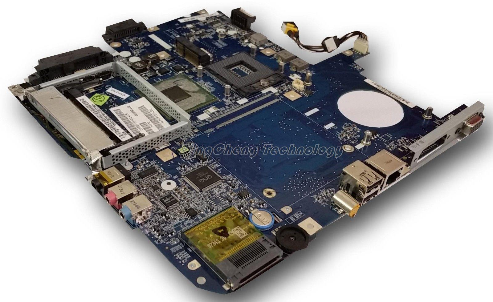 SHELI laptop Motherboard For Acer 5310 5710 JDW50 LA-3771P MBAH302001 MB.AH302.001 integrated graphics card fully tested kefu q5wv8 la 8331p motherboard for acer aspire v3 551g laptop motherboard original tested v3 551 motherboard