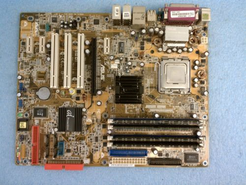 P5GD1 PRO Motherboard LGA 775 For 915